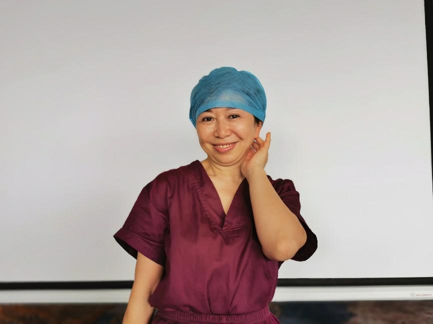 北京医院援鄂专家汪芳:每个病友都熟悉我的声音