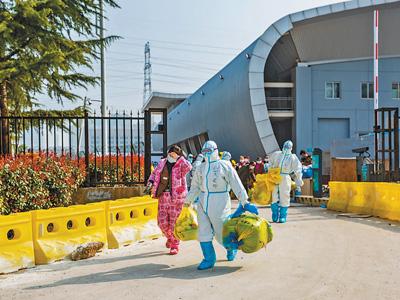 武汉首批规模最大方舱医院将休舱